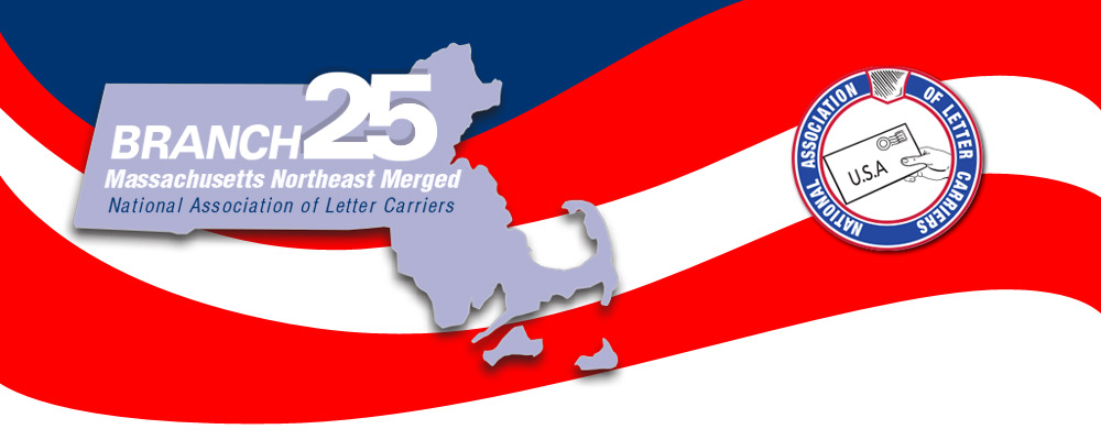 Carrier Resources Nalc Branch 25